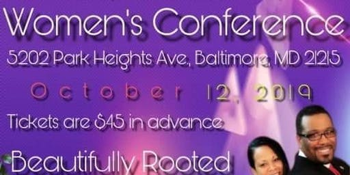 New Fellowship CC Church Women's Conference