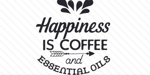 Coffee & Essential Oils.....Lets Chat