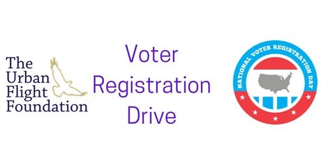 The Urban Flight Foundation - National Voter Registration Day 2019 tickets
