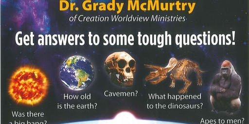 Dinosaurs, Age of the Earth, Fossils, Cavemen; Got tough questions? Get Answers!