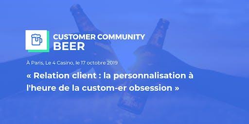 Relation client : la personnalisation à l'heure de la custom-er obsession