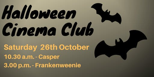 Relaxed Screening of Casper - Halloween Specials!