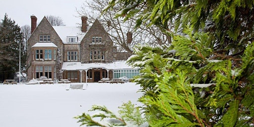 Christmas House Party with Drinks & Canapés 5.30pm to 8.30pm