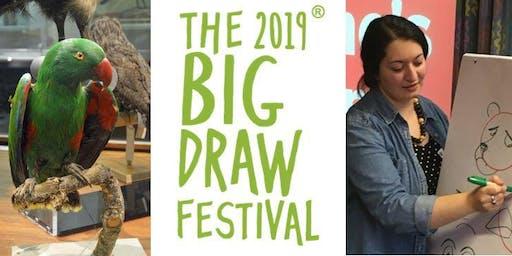 The Big Draw : Family Fun Day