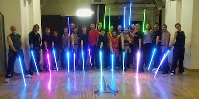 Spada Laser a Monza - Prova la scherma del futuro!