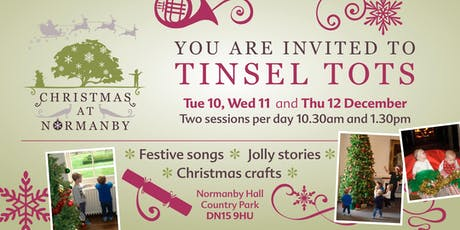Sold Out - Tinsel Tots  tickets