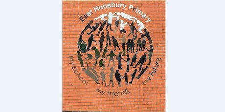 East Hunsbury Primary Reception 2020 New Intake Tour Thurs 14-Nov-19 @ 09:30 tickets