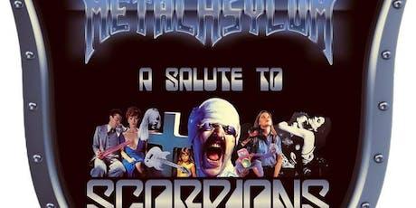 Scorpions / Dokken / Thin Lizzy tributes tickets