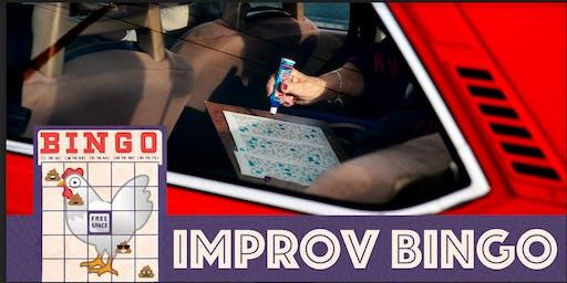 Improv Bingo Night