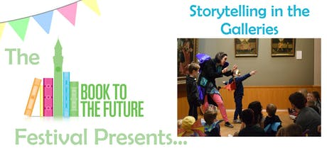 Storytelling in the Galleries - Barber Institute of Fine Art tickets