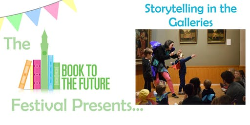 Storytelling in the Galleries - Barber Institute of Fine Art