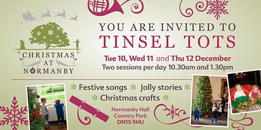 Sold Out - Tinsel Tots