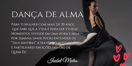 Dança De Alma bilhetes