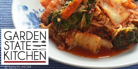 Learn How to Make Kimchi with Kimchi MOM Amy Kim! tickets