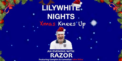 Christmas Knees Up With Razor Ruddock