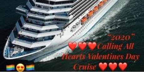 "Calling All Hearts (LGBTQ) Valentine's Day Cruise ""2020"" tickets"