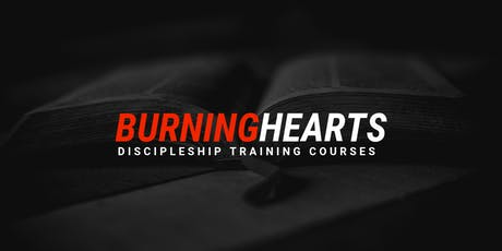 Burning Hearts Discipleship  tickets