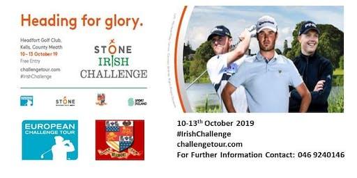 European Challenge Tour - Stone Irish Challenge