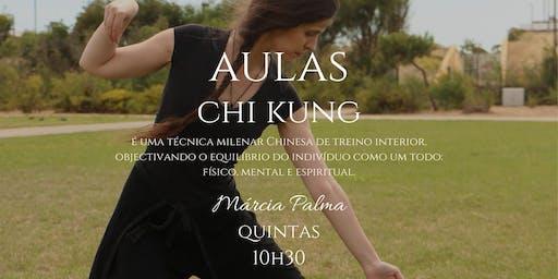 Aulas de chi kung