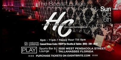 The Social Lounge (Homecoming Weekend)