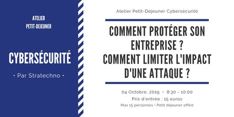 Cybersécurité : comment protéger sa TPE/PME ? billets