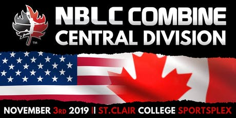 NBLC Combine Central Division-CANADIAN PLAYERS tickets