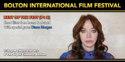 Bolton Film Festival Closing Night - with Diane Morgan (Philomena Cunk)