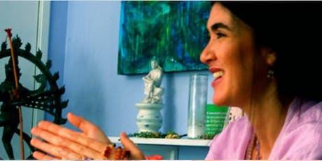 An Evening with Mirabai Devi tickets