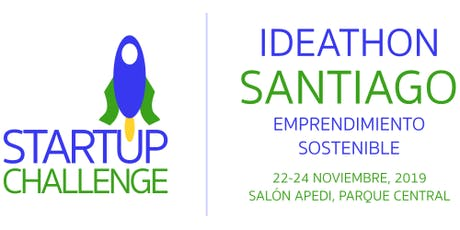 Startup Challenge Ideathon Santiago, RD | Emprendimiento Sostenible entradas