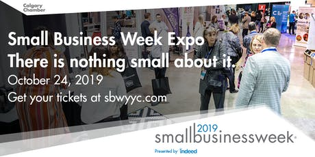 Small Business Calgary Expo 2019 tickets