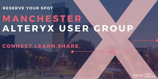 Manchester Alteryx User Group Mtg | Q4 2019