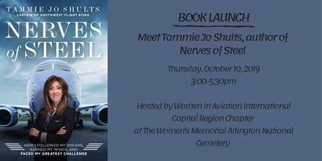 Tammie Jo Shults Book Launch tickets