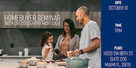 Homebuyer Seminar with David DeMarchena tickets