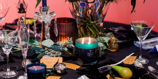 Christmas Vignettes with House and Home at Kildare Village