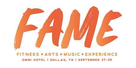 FAME Fest Dallas tickets