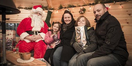 Santa's Grotto Wednesday 18th December (Rising Sun Countryside Centre) tickets