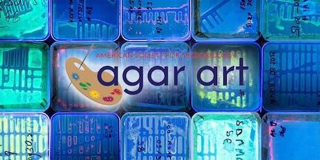 Saturday DNA! Agar Art tickets