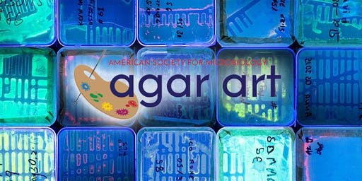 Saturday DNA! Agar Art