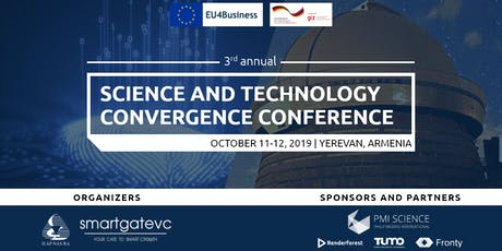 Science and Technology Convergence Conference 2019 tickets