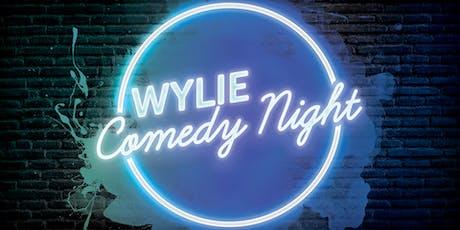 Wylie Comedy Night tickets
