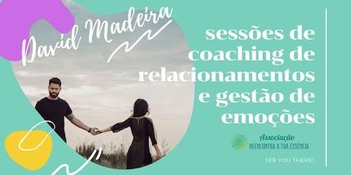 Sessões de coaching de relacionamentos
