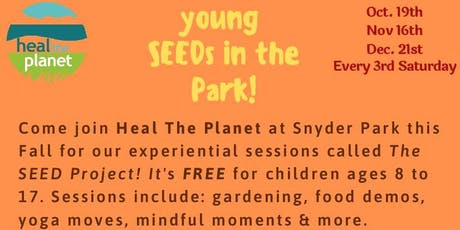 SEED in the Park tickets
