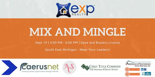 South East Mix N Mingle eXp Realty