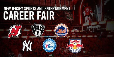 New Jersey Sports & Entertainment Career Fair tickets