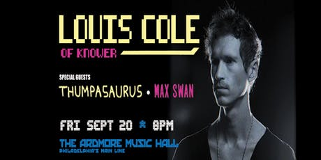 Louis Cole (of Knower) tickets
