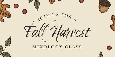 Kurant Mixology | Fall Harvest tickets