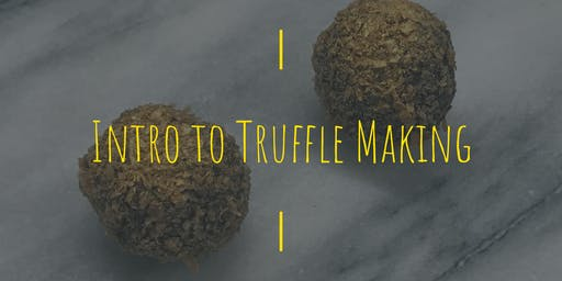 Intro to Truffle Making