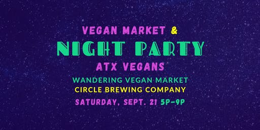 Vegan Market & Night Party