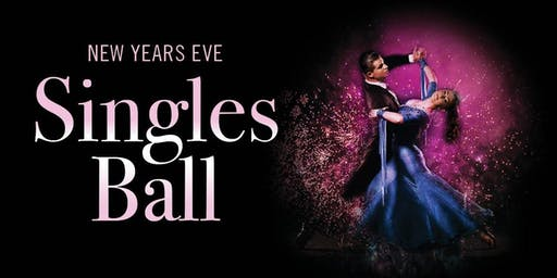 New Years Eve (NYE) Singles Ball