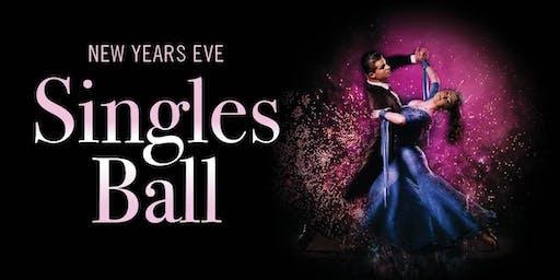 New Years Eve (NYE) Singles Ball